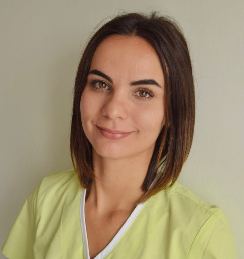 Marta Porrini Osteopath in Stirling